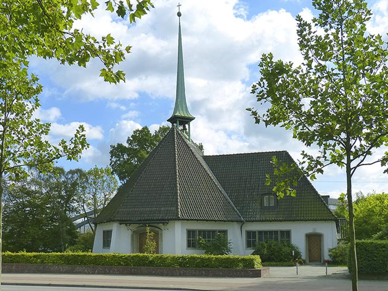 Kirche Tonndorf